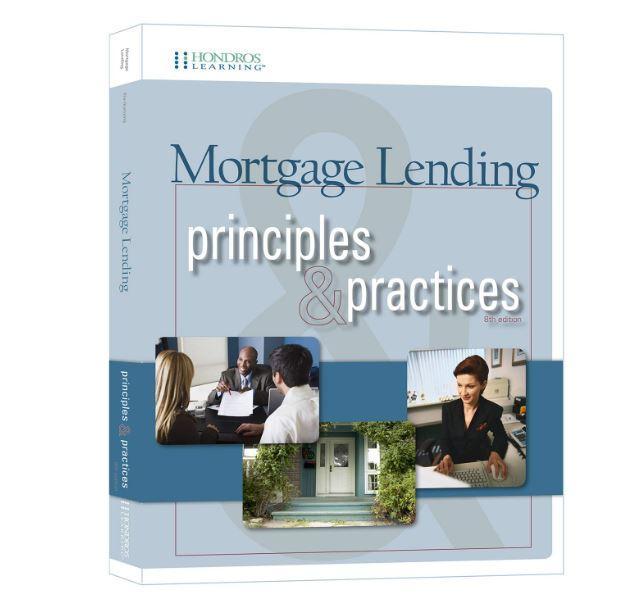 CFTEA Residential Mortgage Lending Textbook 2019