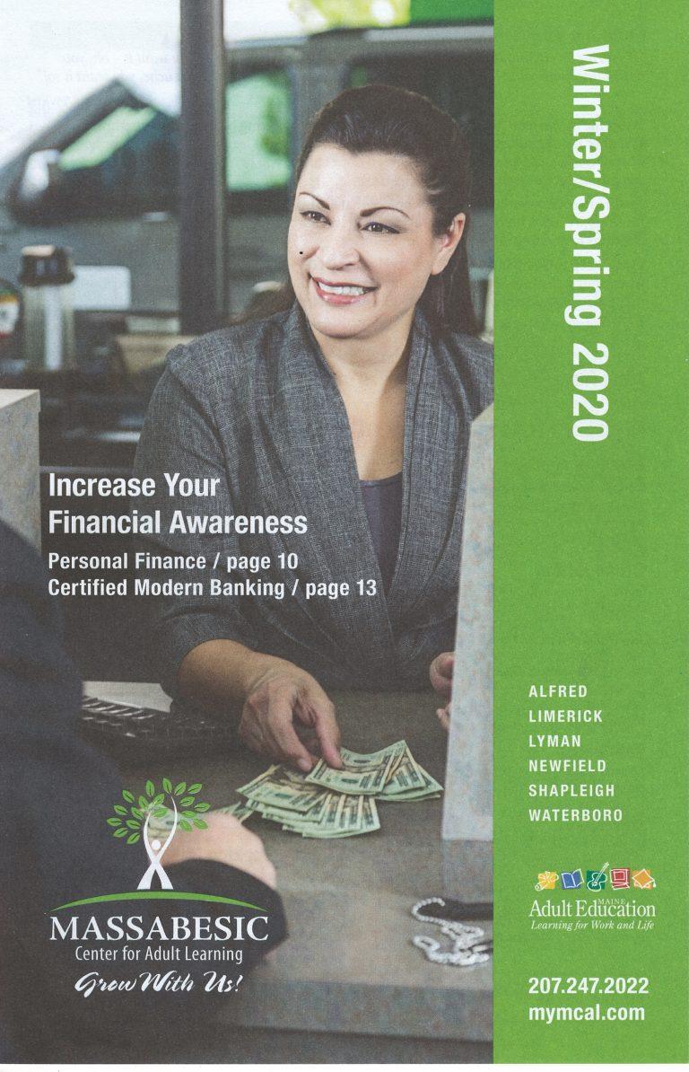 Center for Adult Learning Catalog